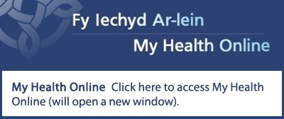 Click here to access My Health Online (will open a new window)